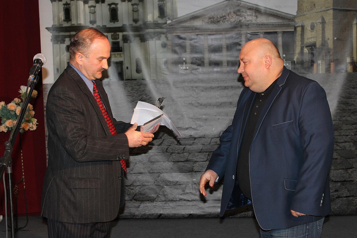 Андрій Мастюх отримав відзнаку «Кращого господарника року»