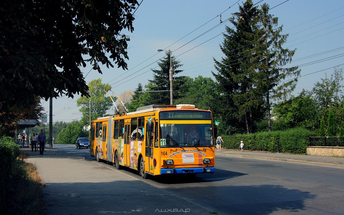 У Тернопільський тролейбусах – удвічі більше пасажирів
