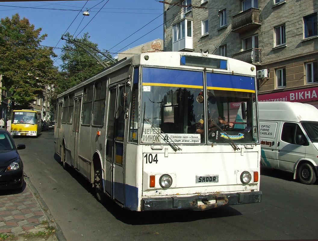 Тролейбуси курсуватимуть по-новому