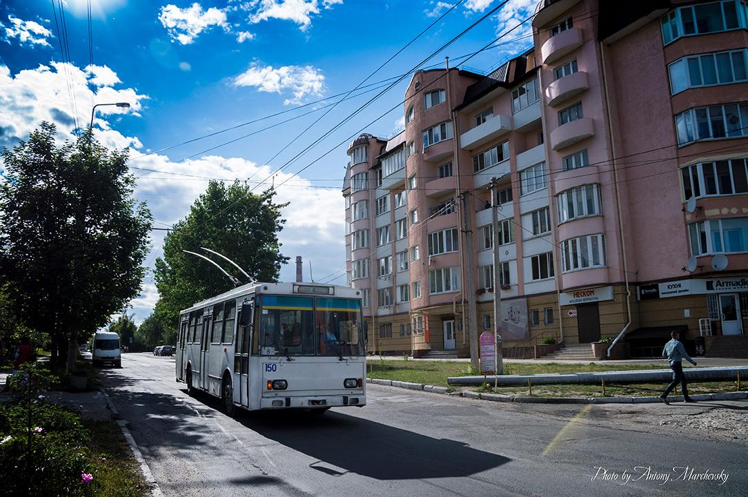 Нову тролейбусну лінію планують відкрити до Дня міста