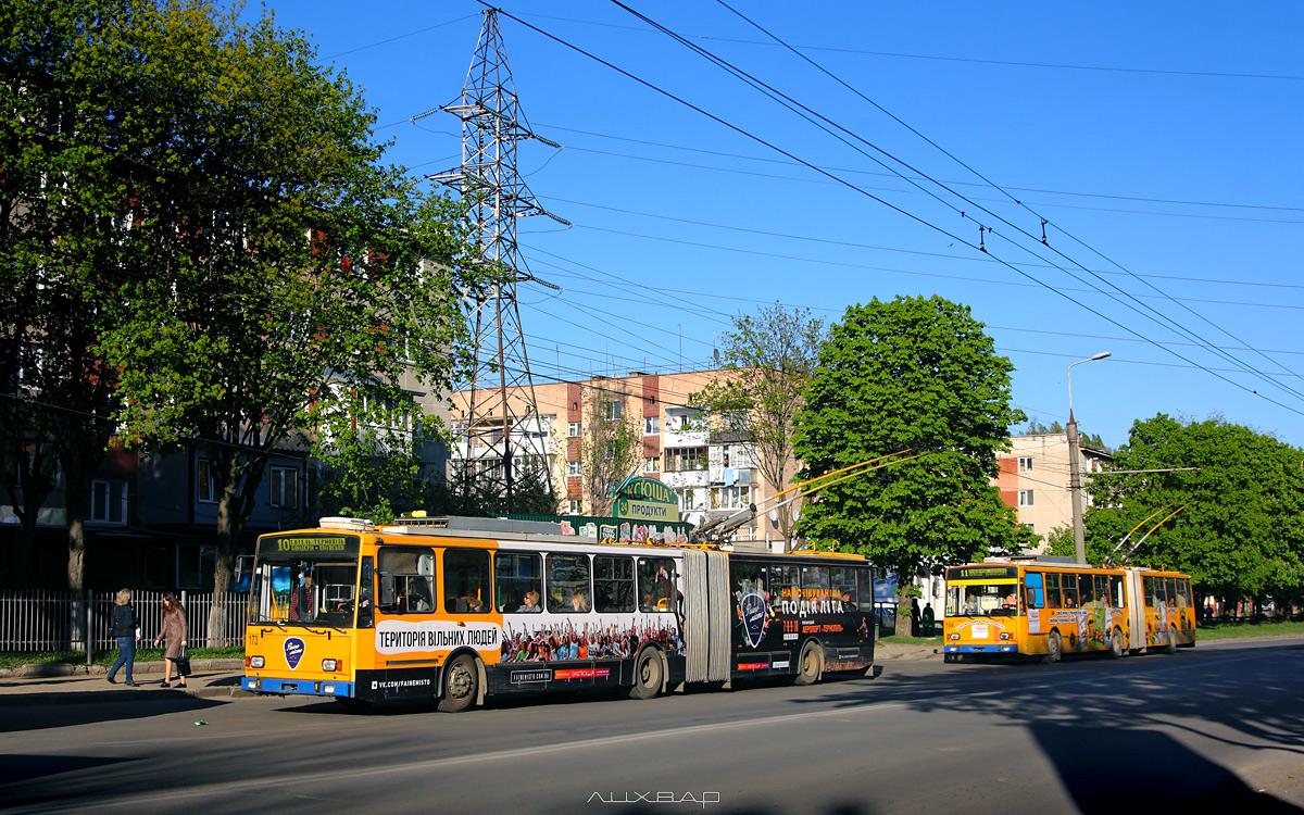 Увага: зміни руху громадського транспорту на проспекті Злуки