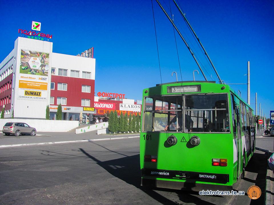 Михайло Ібрагімов: «Новий тролейбусний маршрут потрібен 30 тисячам жителям мікрорайону «Аляска»