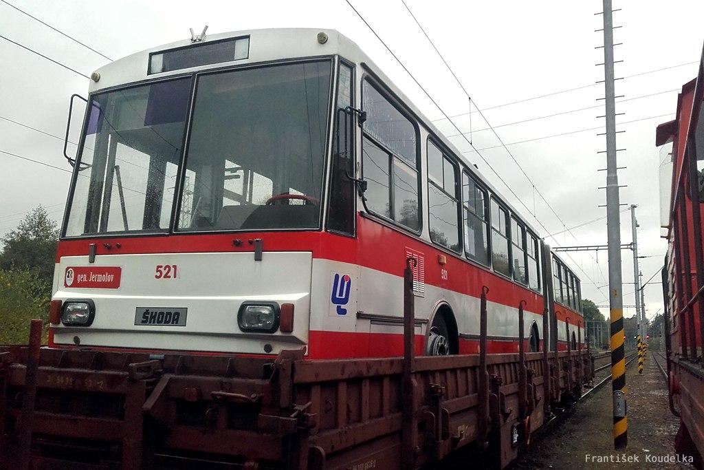 Міська рада приділяє чимало уваги розвитку тролейбусного руху в Тернополі