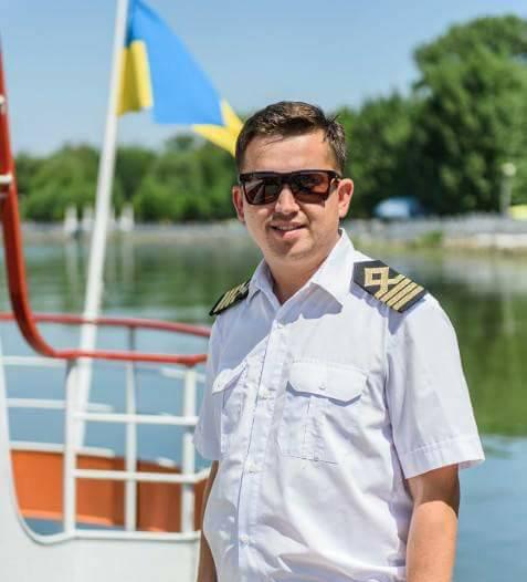 Капітан теплохода Віталій Стасюк потребує термінової допомоги