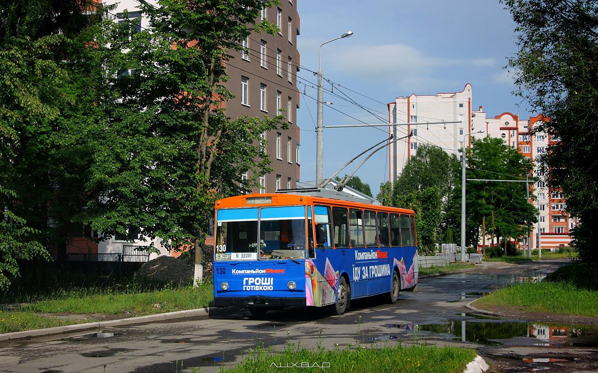 Два дні тролейбус №9 відпочиватиме