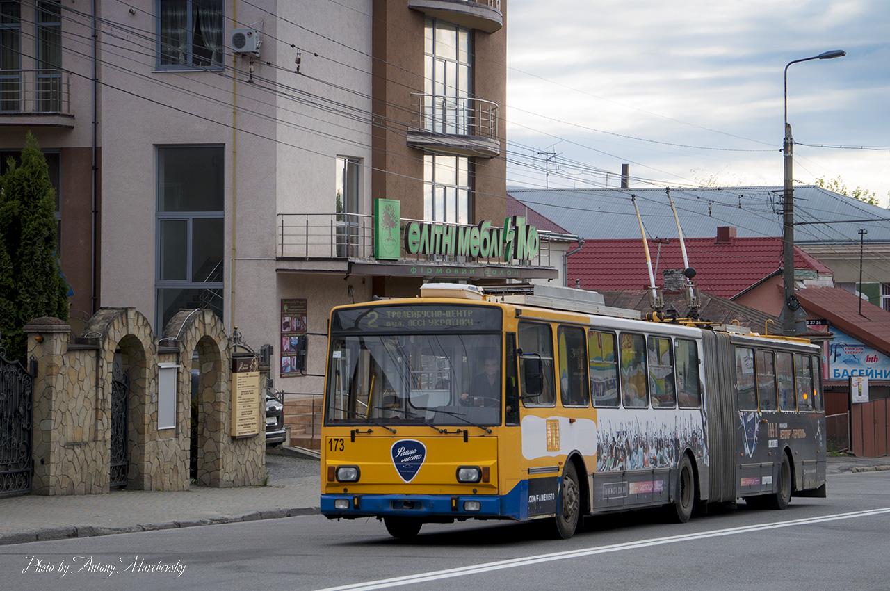Зверніть увагу: у неділю тролейбуси змінять напрям руху