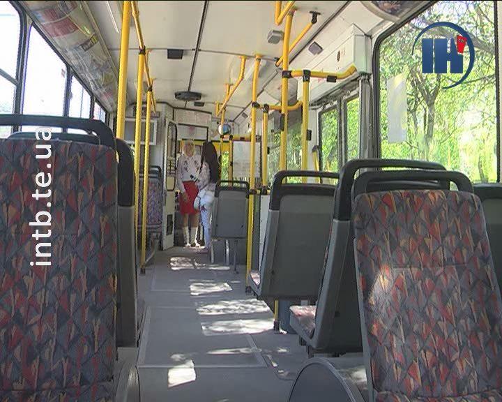 Майже 40 років тернополянка працює водієм тролейбуса
