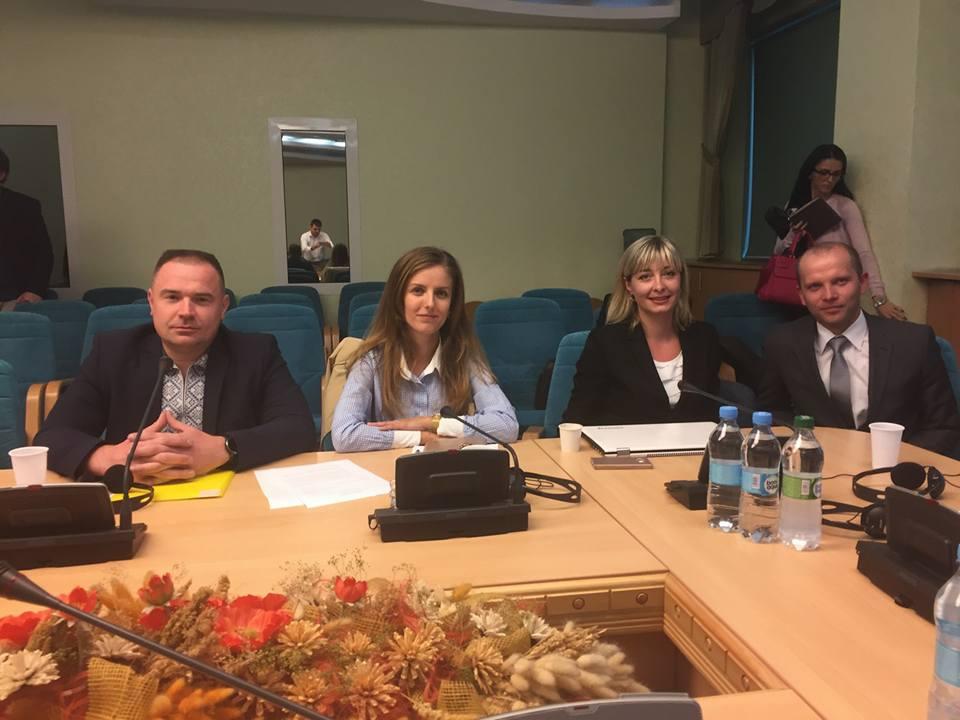 Відбулося чергове засідання робочої групи з впровадження електронного квитка