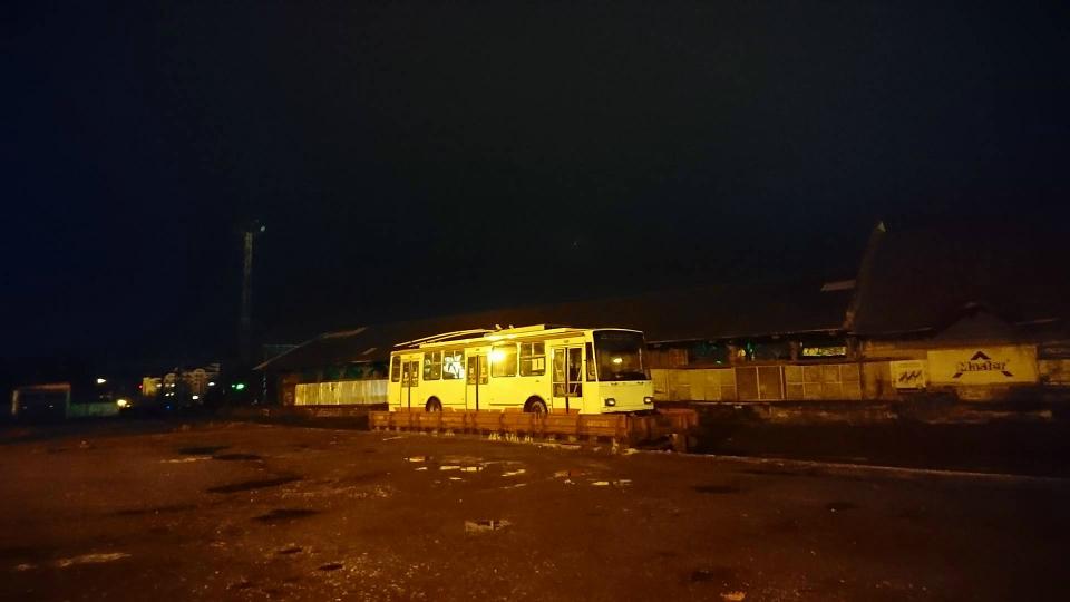Тернопільське депо поповнилося ще одним тролейбусом