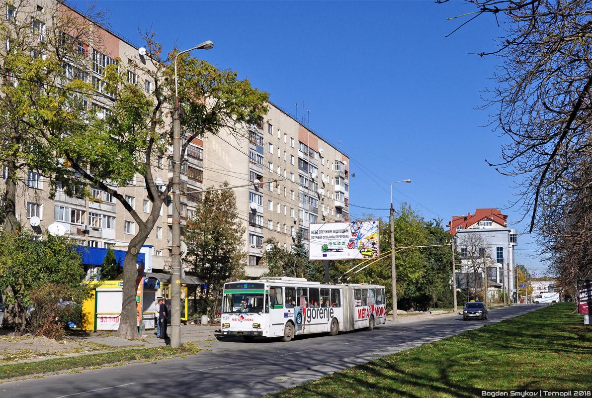 Проїзд у тролейбусі – від п'яти гривень