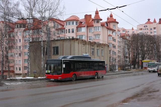 За кошти з міського бюджету куплять автобуси, відремонтують тролейбуси, побудують газову заправку