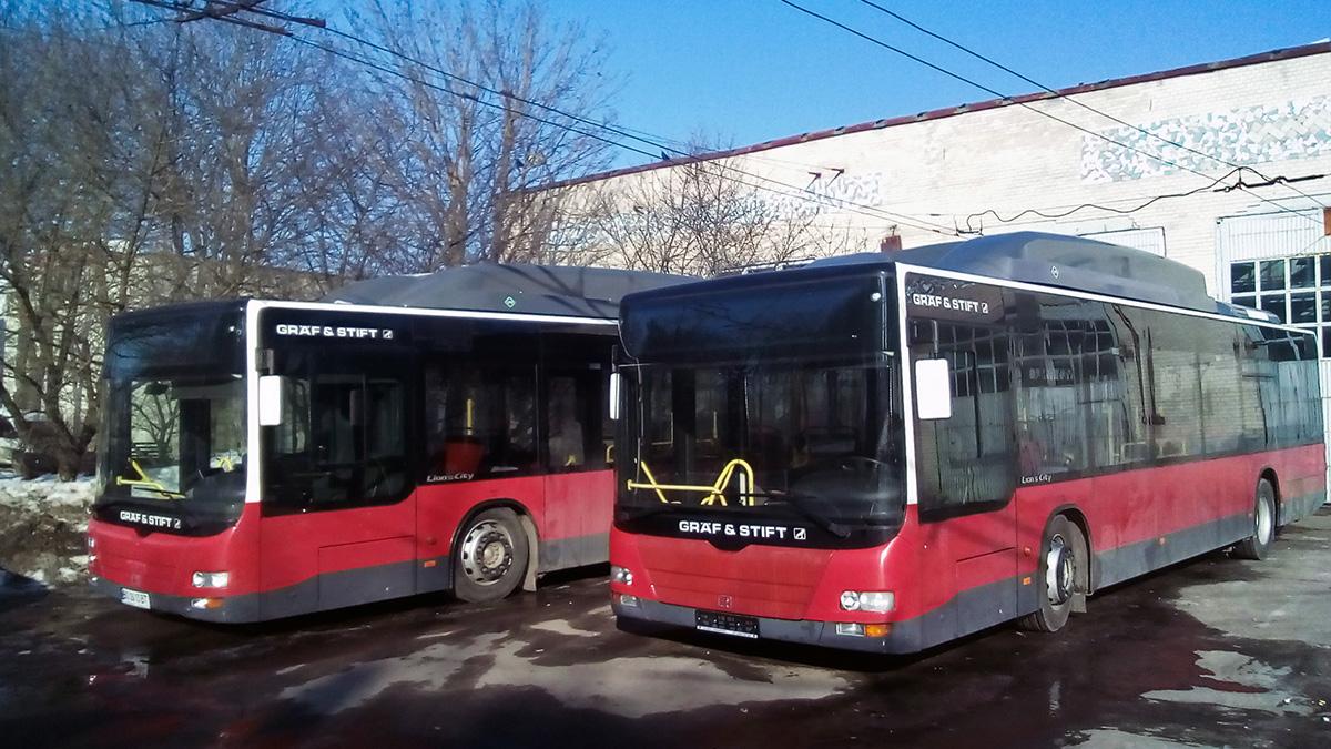 У Тернополі формують нову концепцію транспортної мережі, на вулиці виїдуть великогабаритні автобуси
