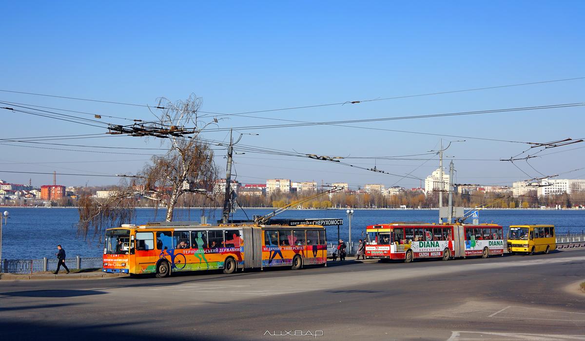 Зверніть увагу: тролейбуси курсуватимуть по-новому