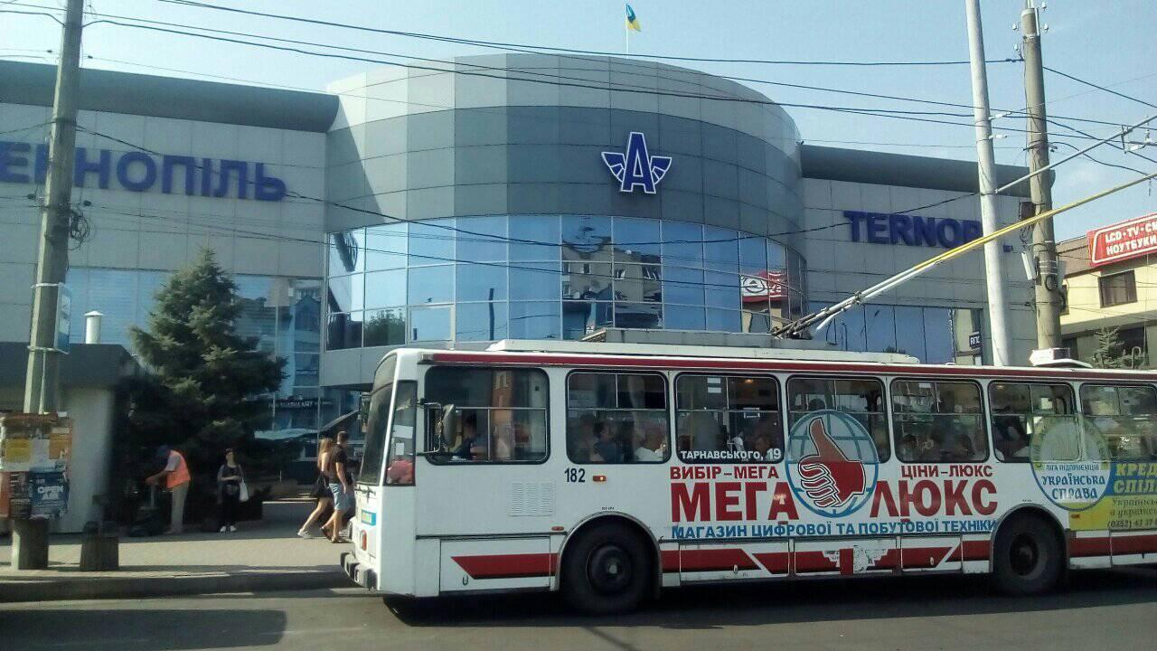 Тролейбуси №9 відтепер усі рейси виконують до автовокзалу