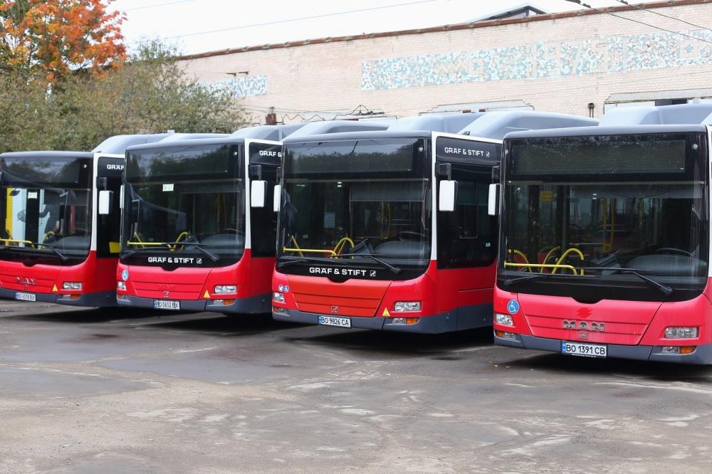 У Тернополі незабаром запрацює новий автобусний маршрут №35