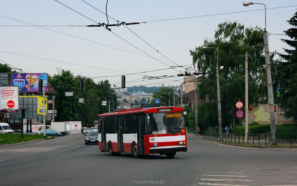 Внесено зміни в автобусний маршрут №35 і тролейбусний №5