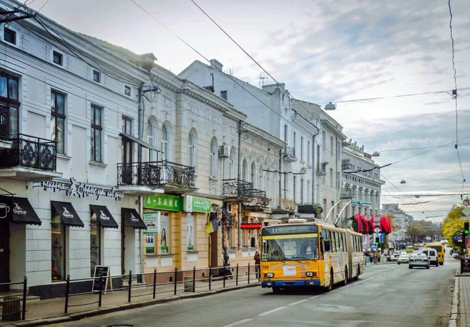 Увага! Через ремонт дороги на вулиці Руській тролейбуси та автобуси поїдуть по-іншому